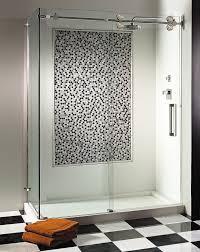 Acrylic Shower Doors by Teutonic Frameless Shower Enclosure W Acrylic Pan Jack London