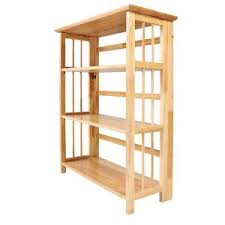 Stacking Bookcase Home Decorators Collection Natural Folding Stacking Open Bookcase