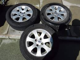 a peugeot need a spare alloy of a peugeot 307 only 15 each or 40 for