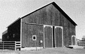 Gambrel Roof Barns Dutch Barn Preservation Society