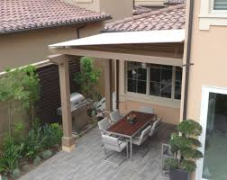 Tiger Awnings by Sloped Awning Trellis Cover Of Irvine California Youtube