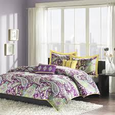 bedroom cozy purple duvet cover for modern bedroom design ideas all images