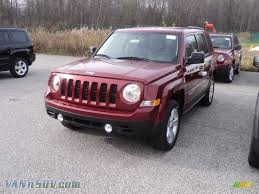 dark grey jeep patriot 2012 jeep patriot latitude 4x4 in deep cherry red crystal pearl