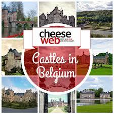 belgium in the map list map of castles in belgium