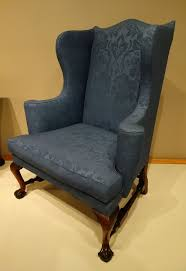 Large Armchair Wing Chair Wikipedia