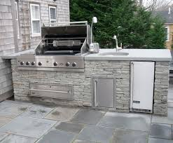 outdoor kitchen islands kitchen small outdoor kitchen island with grinder and
