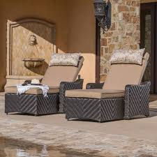 Kb Home Design Studio Valencia Valencia Chaise Loungers By Mission Hills 2 Pack