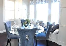 Blue Upholstered Dining Chairs Royal Blue Dining Chairs Navy Blue Dining Chairs Leather Chair