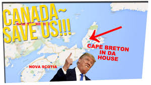 canadian island will accept american refugees if trump is elected