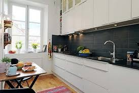 black kitchen tiles ideas 20 contemporary kitchens in scandinavian style ideas for the house