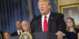 donald trump cautions against hasty withdrawal from afghanistan