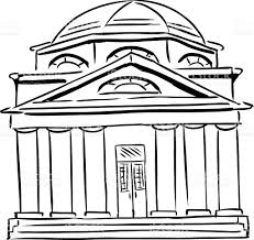 synagogue with domed roof stock vector art 516217768 istock