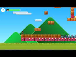 platform game with level editor backpack harry working title upcoming ios platform game with full