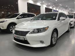 lexus es 350 for sale bahrain lexus es 350 year 2013 sale in bahrain