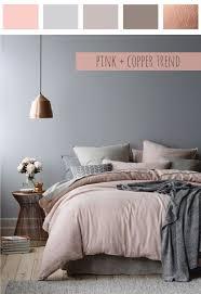 copper room decor trend alert pink copper design color trends pinterest