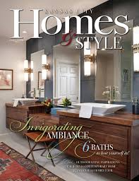 kansas city homes u0026 style october november 2016 by content media