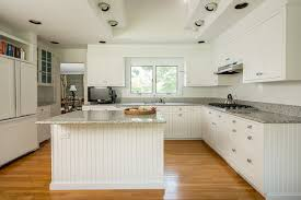 White Beadboard Kitchen Cabinets Image Result For White Kitchens With Beadboard Level Redo