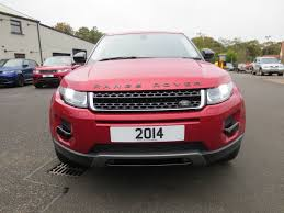 land rover range rover 2014 used land rover range rover evoque hatchback 2 2 ed4 pure tech