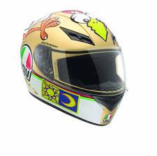 agv motocross helmets agv k 3 rossi the chicken valentino rossi helmets pinterest