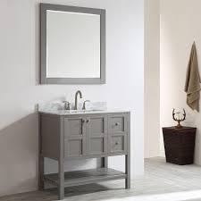 Wayfair Bathroom Mirrors - latitude run peabody 36