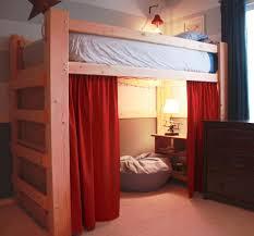 ikea kura loft bed natural wood frame finish home u0026 decor ikea