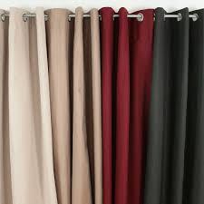 Curtains Austin Eyelet Curtain Pillow Talk