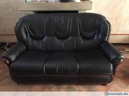 vendre un canapé a vendre canapé 3 places a vendre 2ememain be