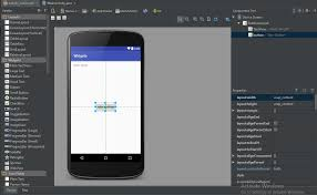 android studio button creating and using widgets in android studio exle hack guides
