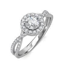 engagement rings india 0 95 carat platinum zara engagement ring engagement rings at