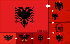 Flag By The History And Evolution Of Albanian Flag By Superskill1995 On
