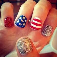 cute patriotic nails nails pinterest makeup nail nail and