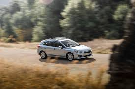 hatchback subaru 2017 first drive 2017 subaru impreza automobile magazine