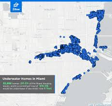 zillow if sea level predictions correct 1 9m homes could be at