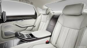 2018 audi a8 l interior rear seats hd wallpaper 30