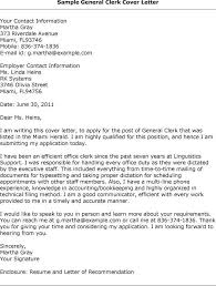 general cover letter sample general cover letter no specific job