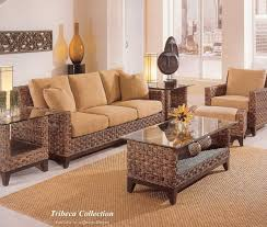 Rattan Living Room Furniture Wicker Living Room Furniture Tribeca Wicker Furniture Kozy Kingdom