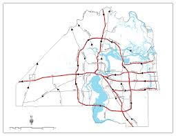 Jacksonville Florida Zip Code Map by Coj Net Evacuation Routes