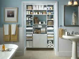 traditional bathroom decorating ideas open bathroom storage inspired linen closet method other metro