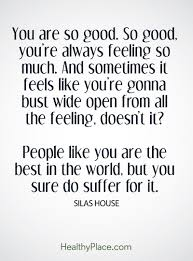 borderline personality disorder quotes quotes insight