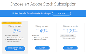 is adobe stock free geda online