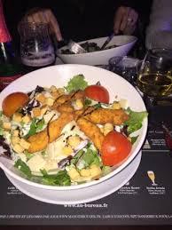 pub le bureau franconville salade de poulet parmesan photo de au bureau franconville