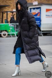 new 2017 fashion brand long winter coat women white duck down