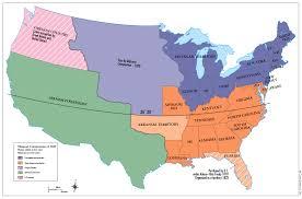 Blank Civil War Map by Pre Civil War Timeline Connor U0026 Will Sutori