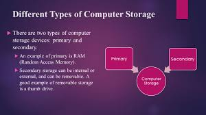 types of purple different types of memories in cpu computer hardware jetking