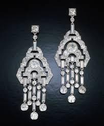 Gun Chandelier by Threaded Stud Earrings Sparkly Silver Earrings Necklace Earrings