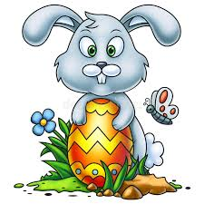 big easter bunny easter bunny 2 stock illustration illustration of