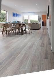 weathered light grey bamboo flooring in kitchen yahoo image