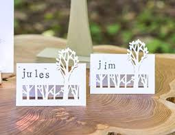 place cards wedding wedding place cards the knot shop