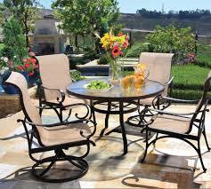 hanamint alumont outdoor furniture