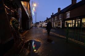 are these the west midlands u0027 most dismal christmas illuminations